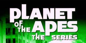 Planet der Affen - Die Serie Logo