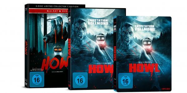 Howl auf DVD und Blu-ray