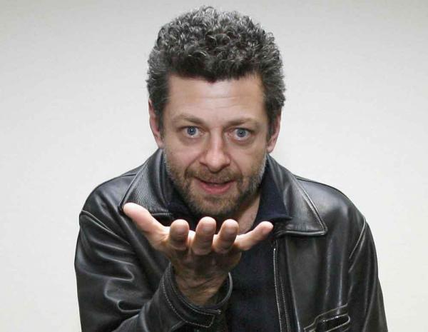 Andy Serkis: Was macht denn dein Alter Ego Gollum im Moment?