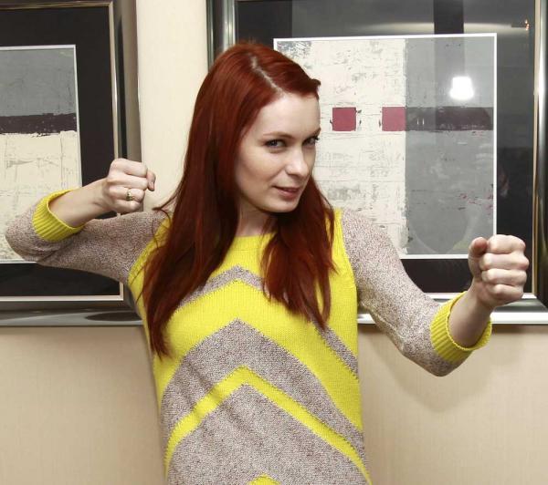 Felicia Day: Welchen Avenger findest du am coolsten?