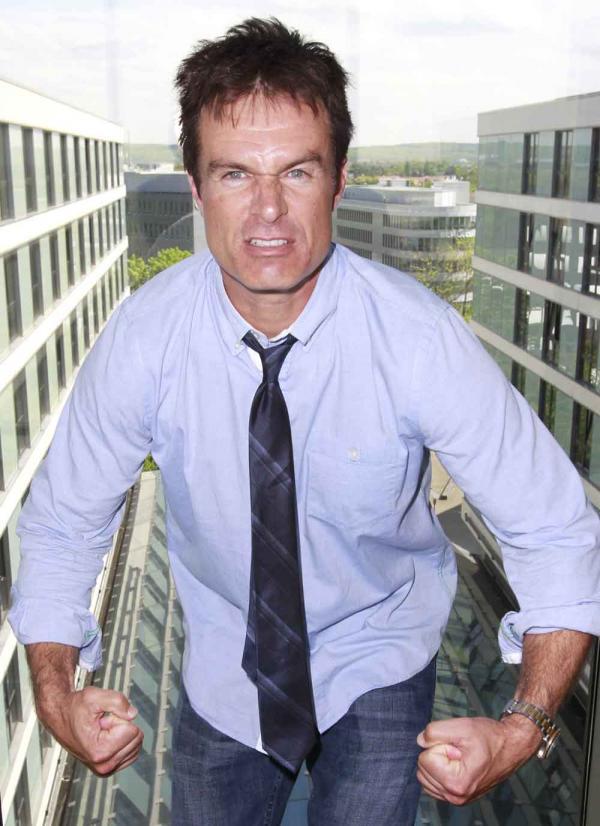 Patrick Muldoon: Welcher Superheld wärst du gern?
