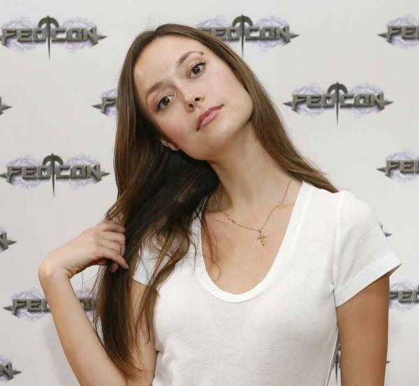 Summer Glau: Müssen Schauspielerinnen eigentlich besonders eitel sein?