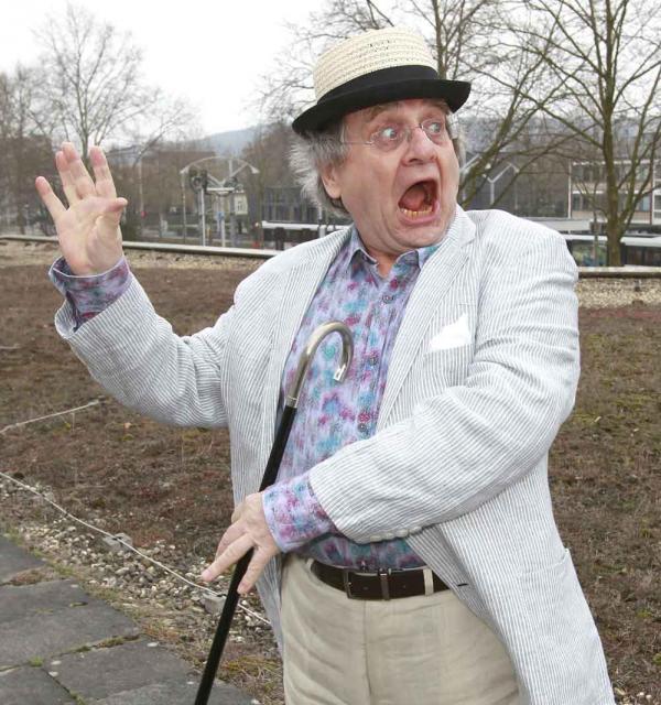 Sylvester McCoy: Was passiert, wenn Doc Sieben einen Dalek trifft?