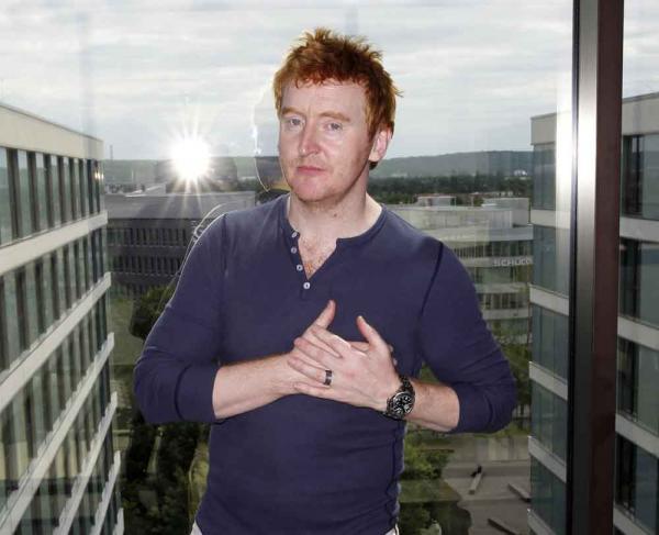 Tony Curran: Was bedeutet der Doktor in Doctor Who für Vincent van Gogh?