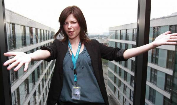 Nicole de Boer: Findest du Klingonen tatsächlich sexy?