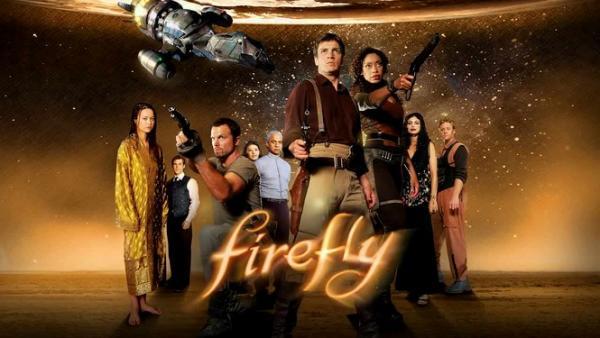 Firefly Crew und Logo