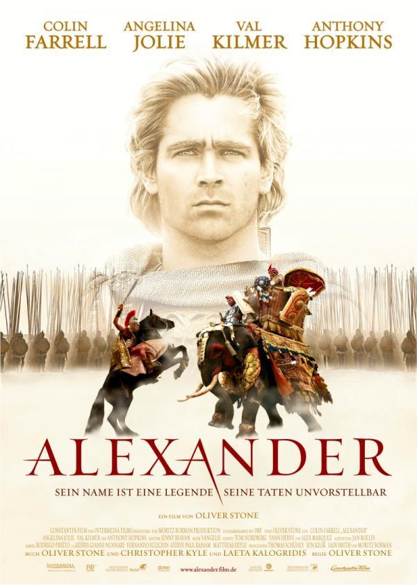 Alexander Filmposter