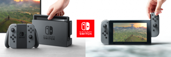 Nintendo Switch Promo