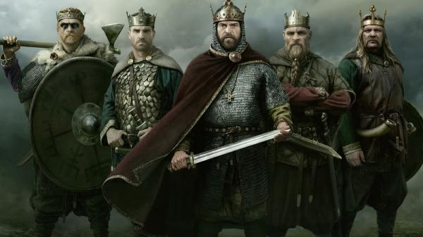Total War Sage: Thrones of Britannia