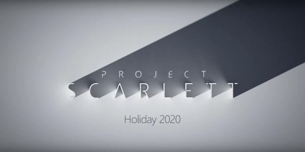 Project Scarlett Xbox