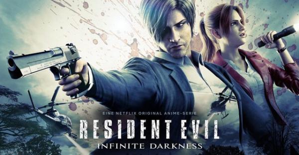 Resident Evil: Infinite Darkness Vorschaubild