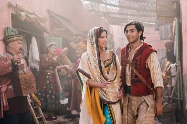 Aladdin Movie Still