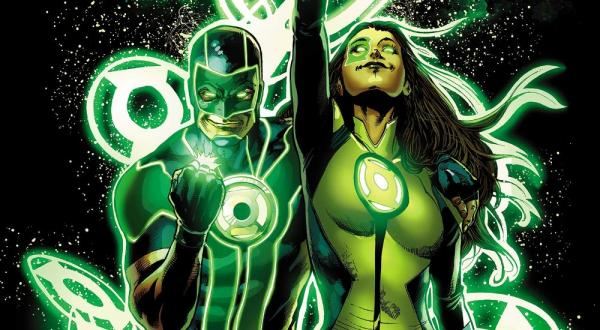 Green Lanterns Comic