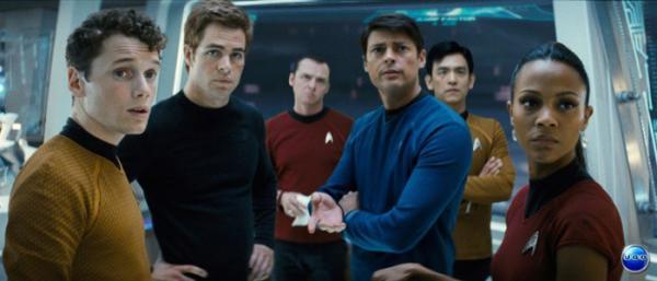 Der Cast aus J. J. Abrams Star Trek