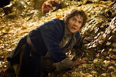 Bilbo und Smaugs Schatz