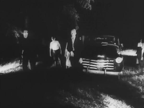 Zombies from Night of the living Dead