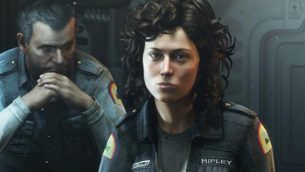 Ripley in Alien: Isolation