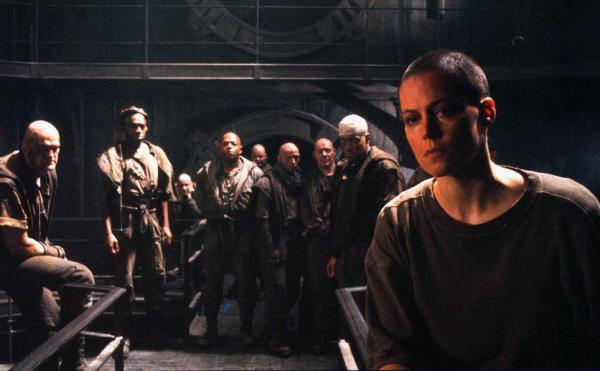 Alien 3 Cast