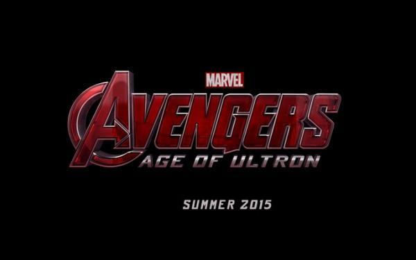 Avengers: Age of Ultron Filmlogo