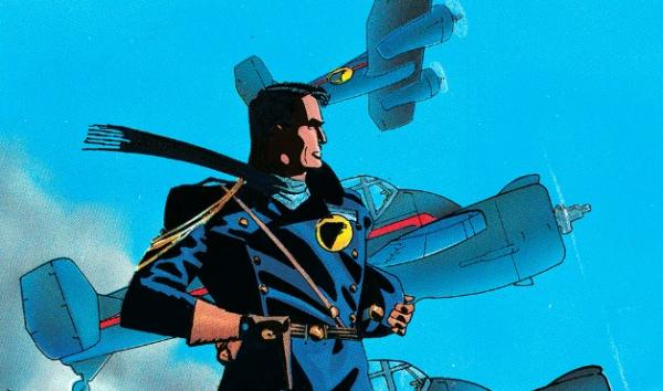 Blackhawk von Howard Chaykin in den DC Comics