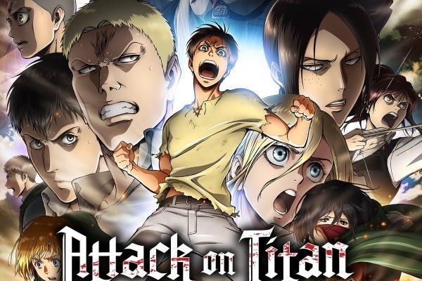Attack on Titan S2 Poster
