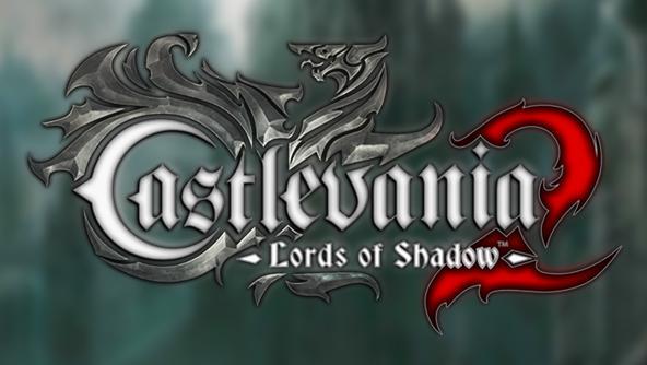 Castlevania Lords of Shadow 2 Logo
