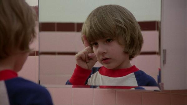 Danny Torrance in Stephen King's The Shining