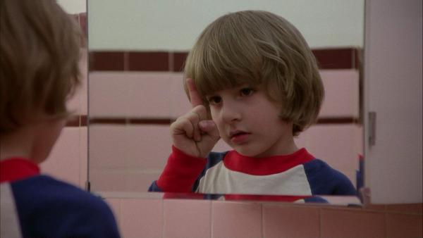 Danny Torrance in Stephen King's The Shining