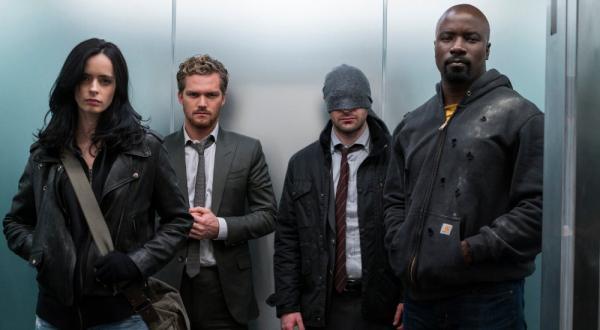 Marvel's The Defenders: Kritik zur 1. Staffelhälfte