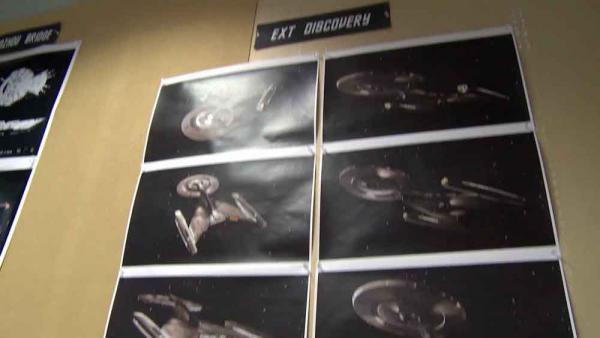 Screenshot aus dem Teaser zu Star Trek: Discovery