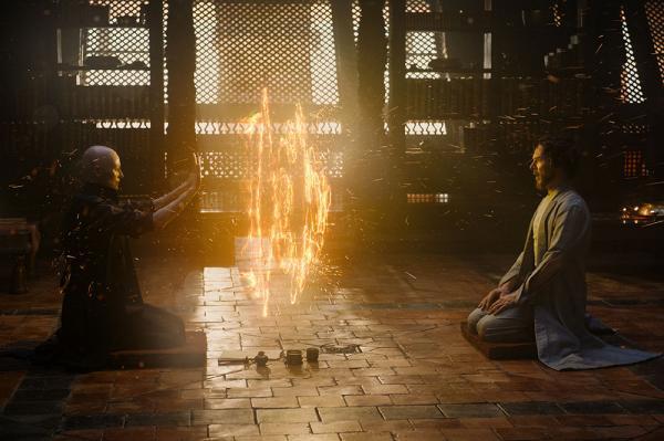 Doctor Strange Szenenbild