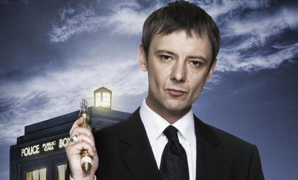 John Simm als Master in Doctor Who