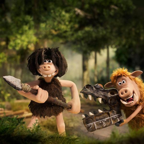 Early Man Production Still
