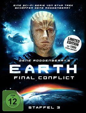 Gene Roddenberry's Earth: Final Conflict - Staffel 3