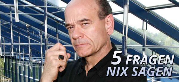 5 Fragen nix sagen mit Robert Picardo