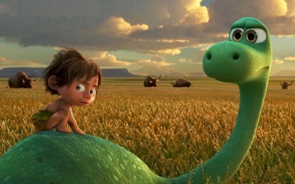 Pixar's Arlo & Spot - Szenenbild
