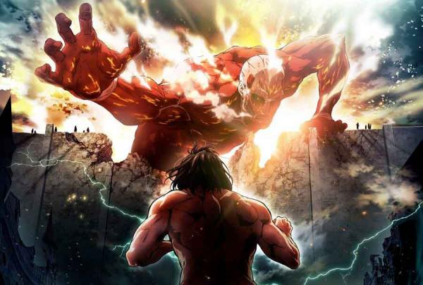 Attack on Titan - Staffel 2 Teaser-Poster