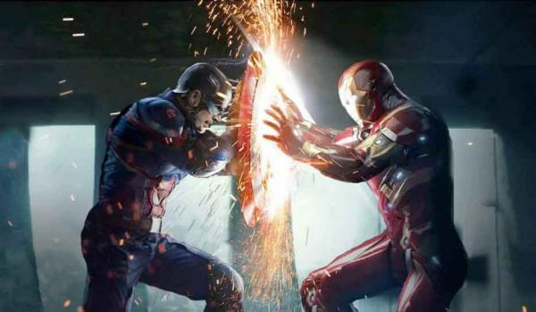Captain America: Civil War Poster