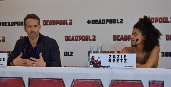 Deadpool 2 Pressekonferenz