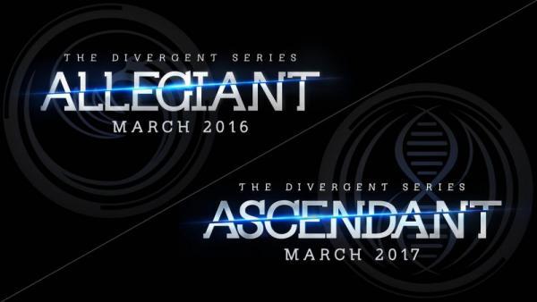 Divergent Series Allegiant Divergent Logo