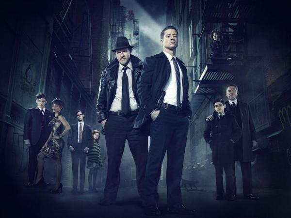Gotham-Cast