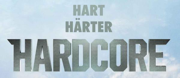 Hardcore 2016 Filmlogo