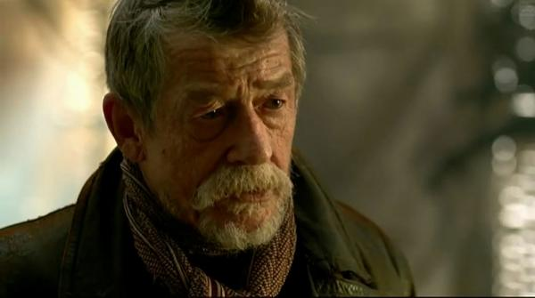 John Hurt Doctor Who