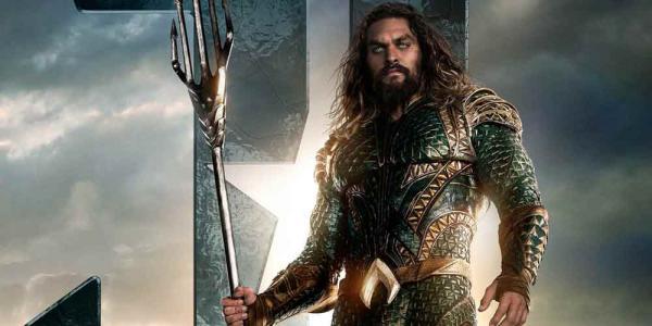 Justice League: Teaser-Poster mit Aquaman