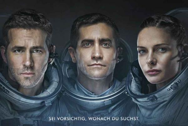 Life (2017) Hauptplakat