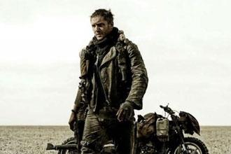Tom Hardy als Mad Max