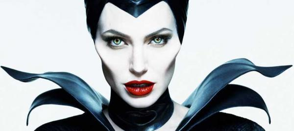 Angelina Jolie ist Maleficent