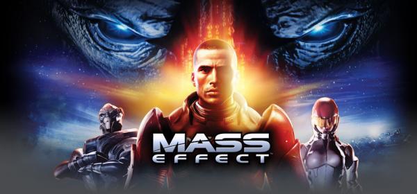 Mass Effect Cover
