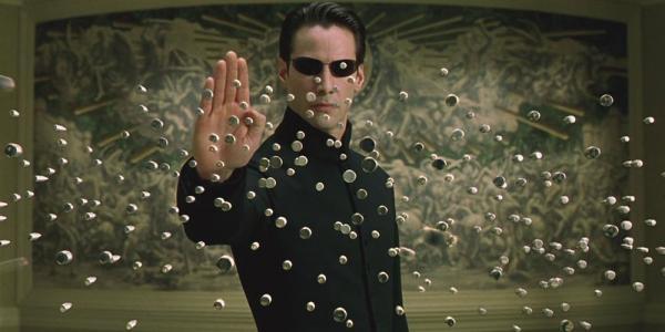 Matrix Neo Keanu Reeves