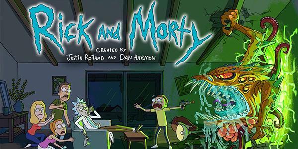 Rick and Morty